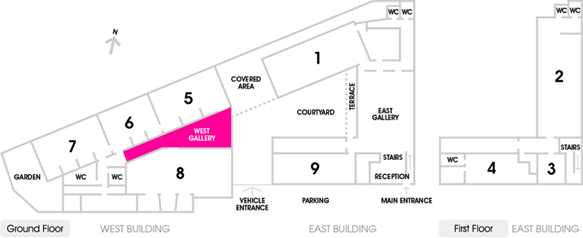 Floor Plan - Studio 2